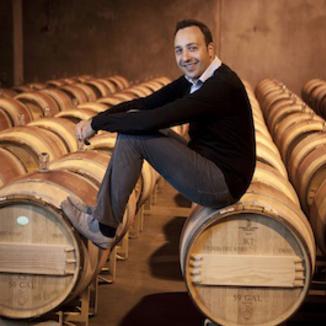 Columbia Crest Winemaker Juan Muñoz Oca