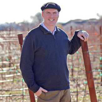 Topos Wines Winemaker Michael Meade