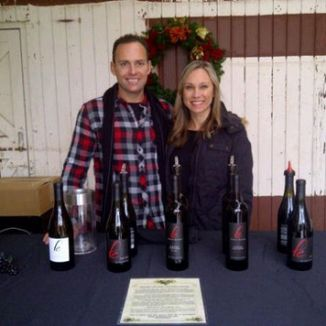 Frisby Cellars Winemaker Josh Frisby