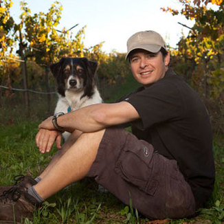 Homage Vineyard Winemaker Rudy Zuidema