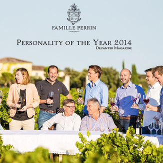 Famille Perrin Winemaker Pierre Perrin