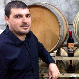 Kukeri Wines Winemaker Petar Kirilov