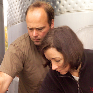 Meyer Family Cellars Winemaker Matt & Karen Meyer