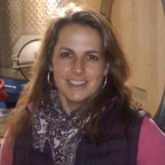 Sapphire Hill Winemaker Tami Collins