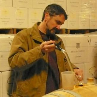 Beltane Ranch Winemaker Kevin Holt
