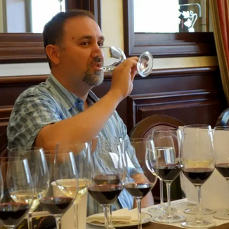 Alta Winemaker Fred Oliai