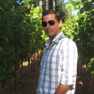 Vineyard 36 Winemaker Keith Emerson