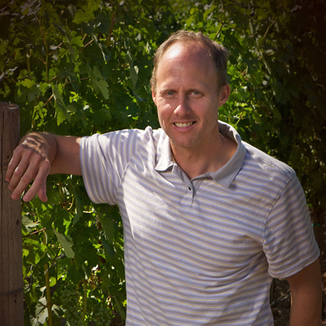 Chiarello Family Vineyards Winemaker Thomas Rivers Brown