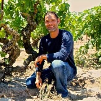 Straight Line Wines Winemaker Jon Grant