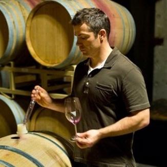 Efeste Winemaker Peter Devison