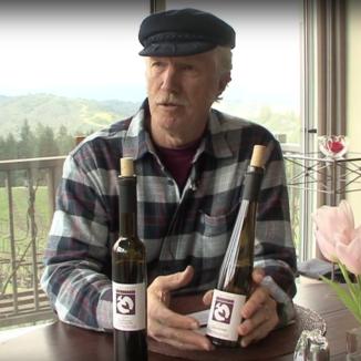 Godspeed Vineyards Winemaker Larry Stricker