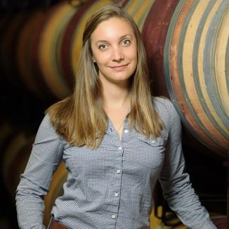 Olivia Brion Winemaker Kira Ballotta