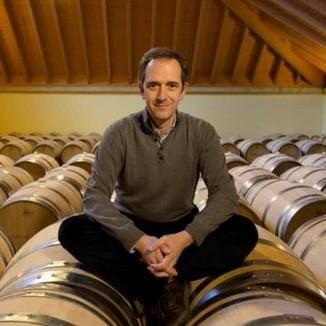 Arinzano Winemaker Miguel Louzada