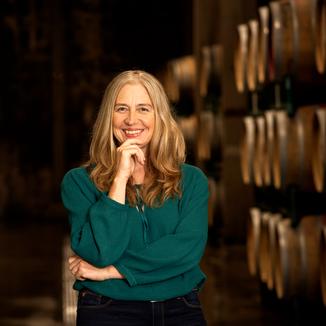SIMI Winery Winemaker Susan Lueker