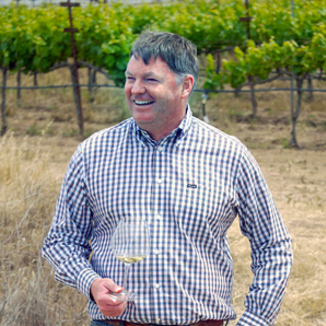 Alta Maria Winemaker Joseph Wagner and James Ontiveros