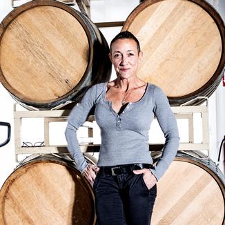 Morgado Cellars Winemaker Kimberly Hatcher