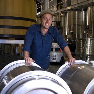 Jonata Winemaker Matt Dees