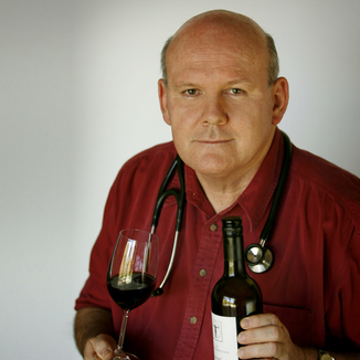 The Wine Doctor Winemaker Dr. Philip Norrie