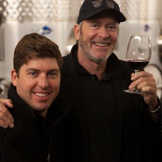 GKG Cellars Winemaker Dave Phinney