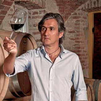 Petra Winemaker Giuseppe Caviola