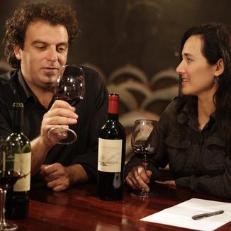 Bodega Catena Zapata Winemaker Alejandro Vigil