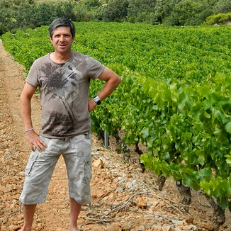 Domaine Cabirau Winemaker Dan Kravitz
