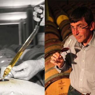 Isabelle et Pierre Clément-Châtenoy Winemaker Pierre Clément