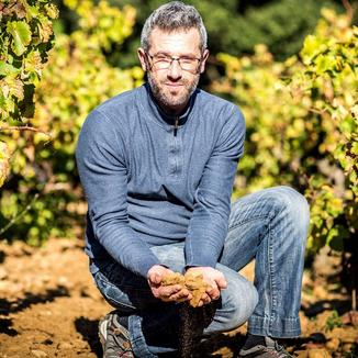 La Bastide Saint Dominique Winemaker Eric Bonnet