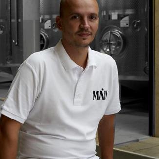 Szent Tamás Winemaker Szepsy István Jr.