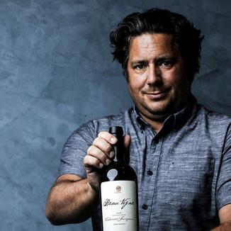 Beau Vigne Winemaker Kirk Venge