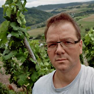 Vols Winemaker Helmut Plunien