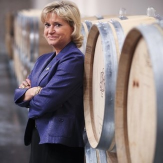Champagne Duval-Leroy Winemaker Carol Duval-Leroy
