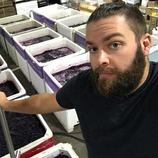 Meeker Vineyard Winemaker Charlie Meeker