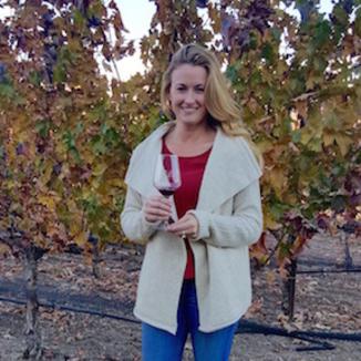 Vincent Vineyards & Winery Winemaker Roxie Ward