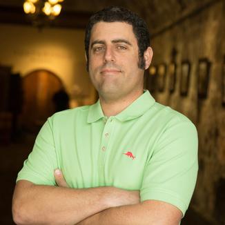 Black Ridge Vineyards Winemaker Bill Brosseau