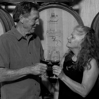 Due Ruscelli Vineyards Winemaker Michael & Melissa Sloan
