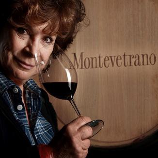 Montevetrano Winemaker Silvia Imparato