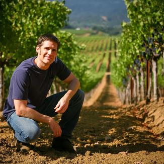 Eric Kent Wine Cellars Winemaker Kent Humphrey