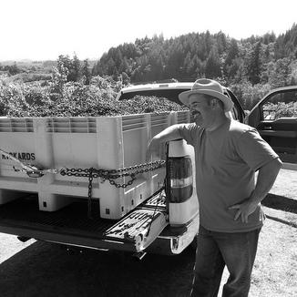 Mastro Scheidt Winemaker David Scheidt