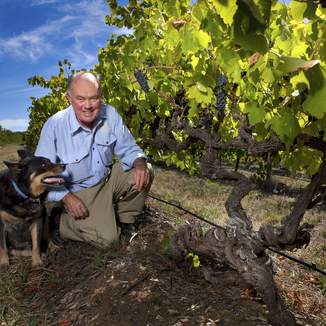 Kay Brothers Winemaker Duncan Kennedy