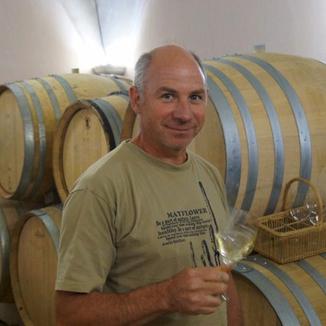 Domaine Alain Chavy Winemaker Alain Chavy