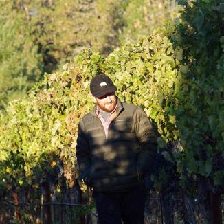Cresta Velia Winemaker John Giannini