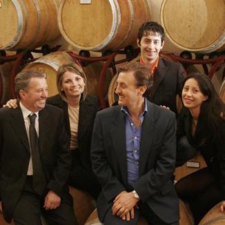 Monte del Frà Winemaker Marica, Silvia, and Massimo Bonomo