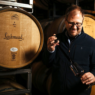 Larkmead Winemaker Dan Petroski