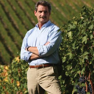 Tasca Conti d'Almerita Winemaker Carlo Ferrini