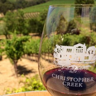 Christopher Creek Winery Winemaker Mike Brunson
