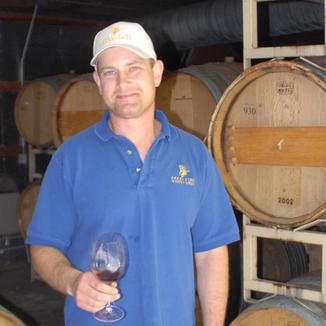 Pezzi King Vineyards Winemaker Chris Barrett