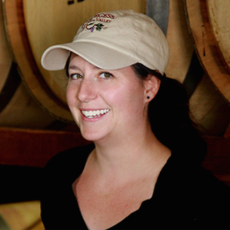 Burgess Cellars Winemaker Kelly Woods