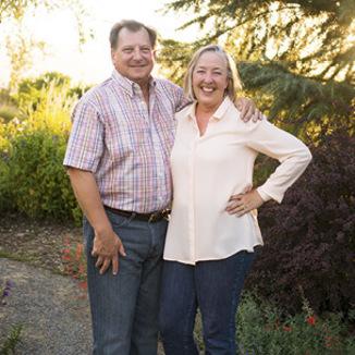 Lang & Reed Winemaker John & Tracey Skupny