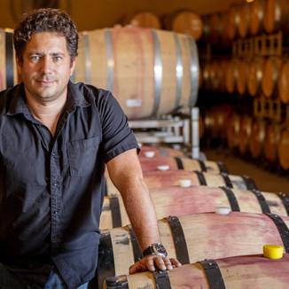 Azur Wines Winemaker Julien Fayard